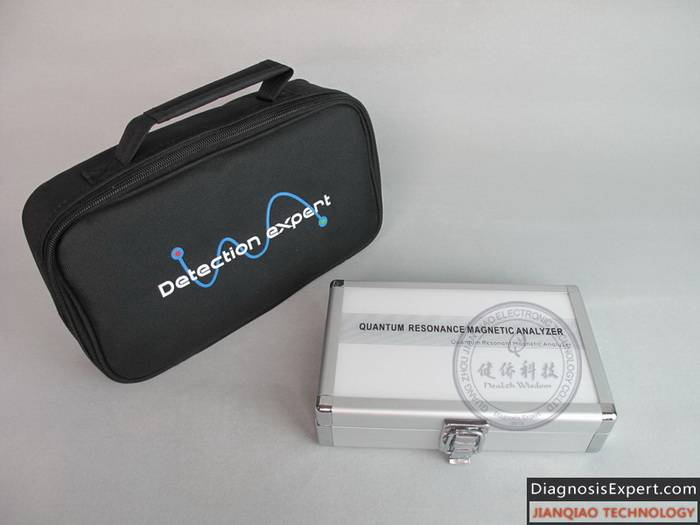 Mini Quantum resonance magnetic analyzer QMA301,Hot selling!