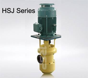 HSJ series three screw pump