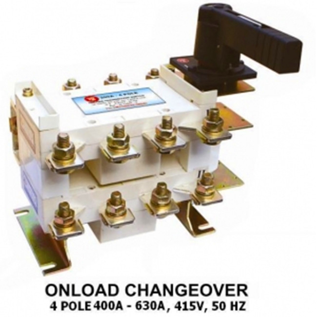 Change-over Load Break Switch