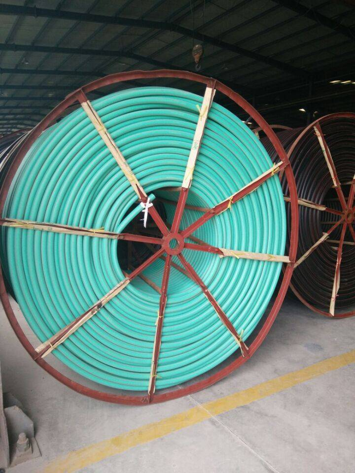 HDPE Slicone Core (silicore) Duct /Plb HDPE Duct 40/33