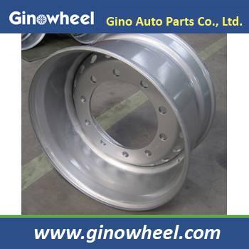 steel wheel rim 22.5x8.25 22.5x9.0