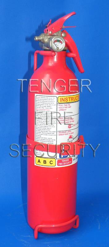2LB ABC  Dry Powder Fire Extinguisher
