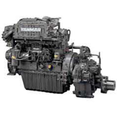 New Yanmar 4CHE3 Marine Diesel Engine 78HP
