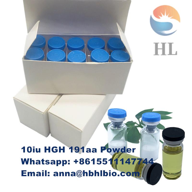 Human Growth Hormone 10iu10 Vials Whatsapp: +8615511147744