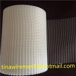 Fiberglass window screen mesh line