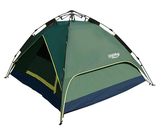 hydraulic aluminium quick camping tentwith aluminum coating Quick Camping Tent Manufacturer