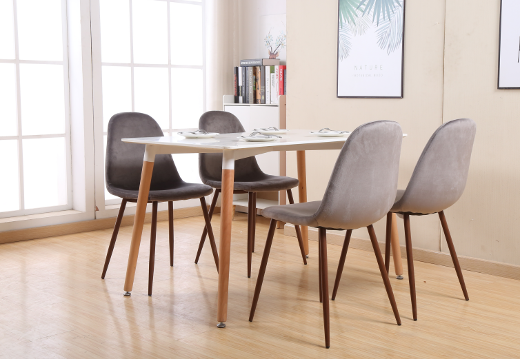 Morden velevet dining chair wholsales chair hot sales coffee chair
