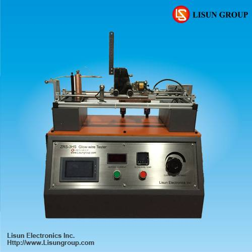 ZRS-3H Glow-wire Test Apparatus