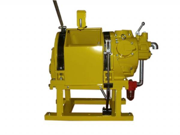 Pneumatic Air Driven Tugger Winch