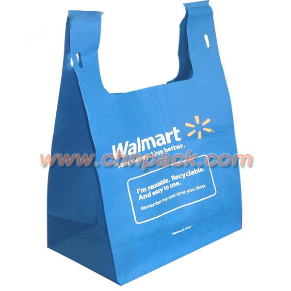 Hot sale reusable bio non woven retail bag