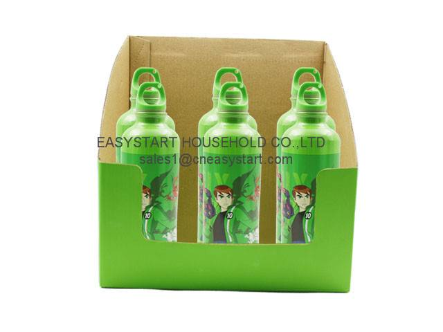 DISPLAY BOX FOR ALUMINUM BOTTLE
