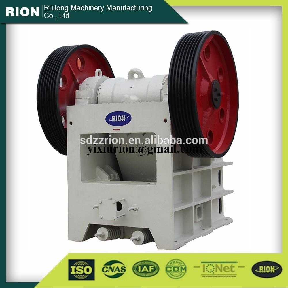 High quality stone crusher small jaw crusher for sale