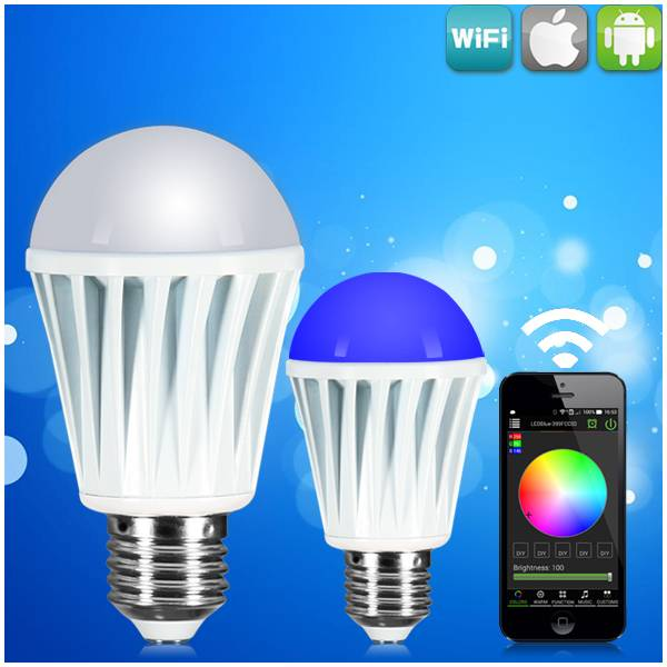 wifi zhongshan led bulb,WiFi bulb lamp