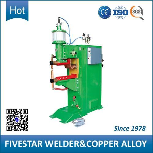 3 Phase resistance spot welding machine for oil steel barrels