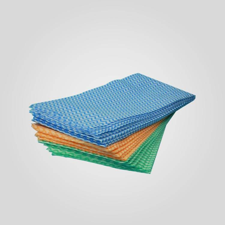 Best Quality Multi-Purpose Spunlace Nonwoven Fabric for household cleaning wipe