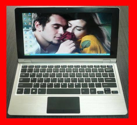 Tecno T98 Notebook Ram-2GB,HDD-320GB 1.3M Camera