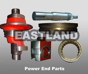 F-1600 Mud Pump Power End Parts