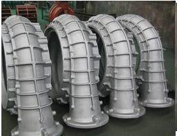 grey iron casting: volute