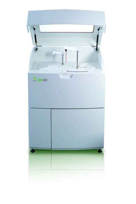 GS200  Fully auto-Biochemistry Analyzer