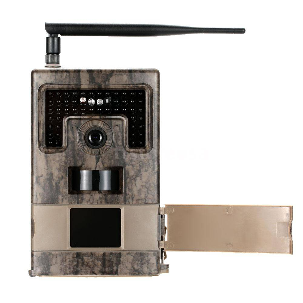 12mp 1080P Wholesale GSM GPRS MMS Wildlife Camera Time Lapse Timer and FastFire