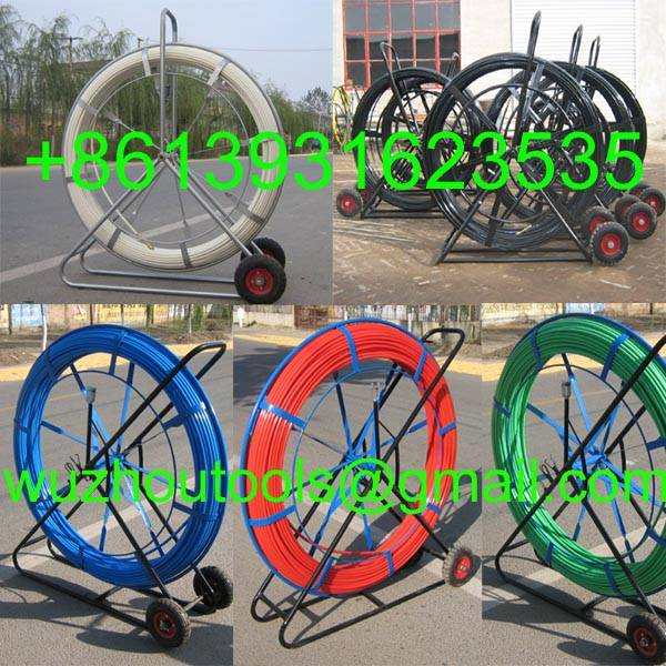 Duct Rodder Tracer with different size reel,OEM service available