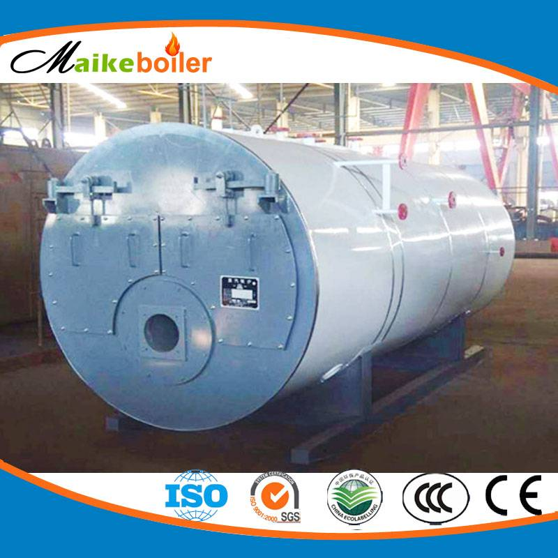 Best Industrial Fire Tube Gas Diesel Steam Boiler For Sale