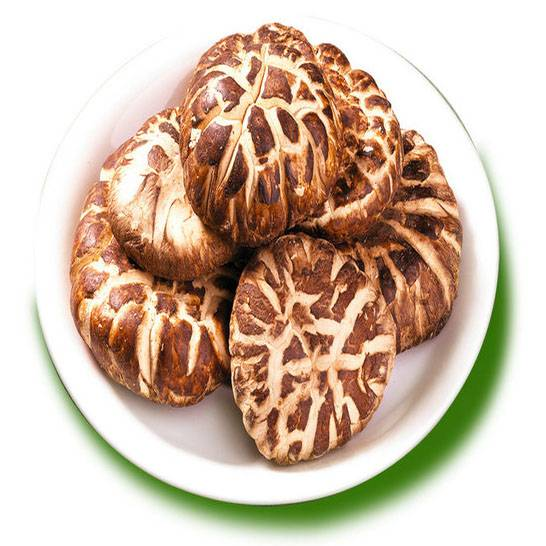 Pure Natural Dried Shiitake Mushroom