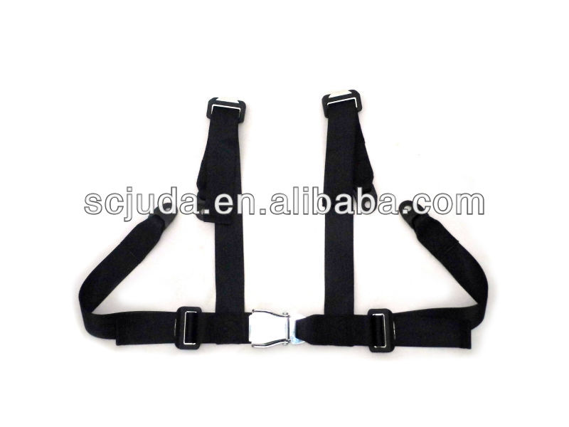 Kart car seat belt&safety belt Boat harness seat belt airplane buckles