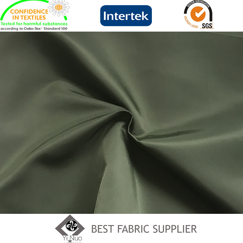 100% Polyamide W/R Twill Fabric Nylon Fabric Wind Coat Fabric