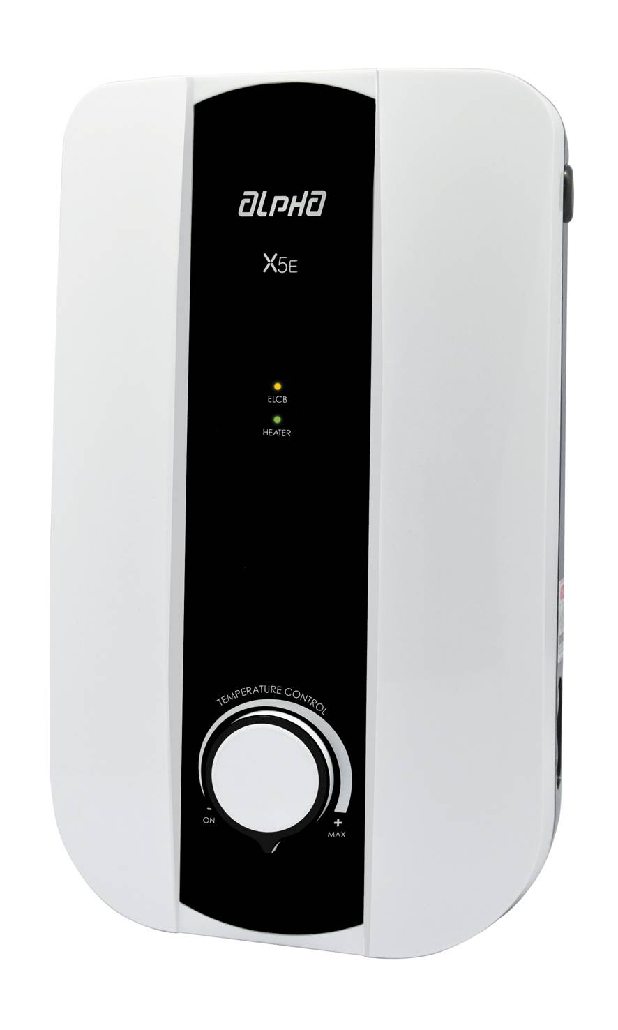 WATER HEATER- ALPHA X5E - IVORY WHITE