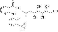 flunixin meglumine CAS No:42461-84-7