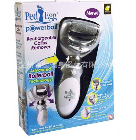 Rechargeable Dry Roller Callous And Dead Skin Remover