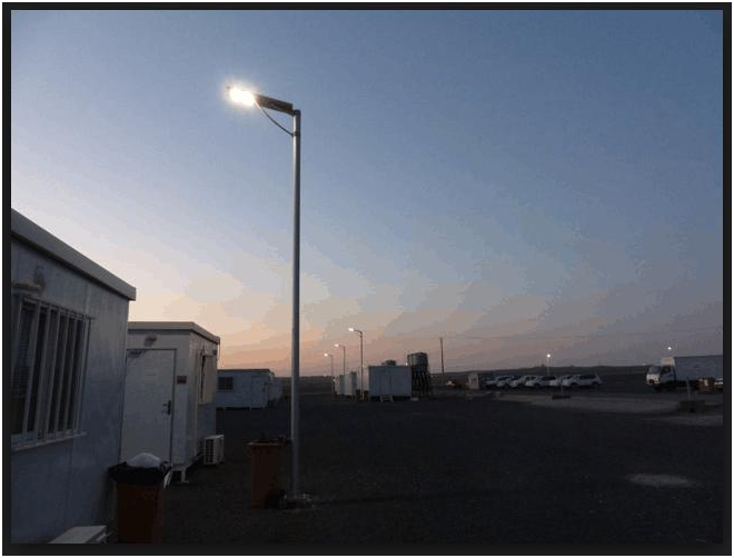 China High Quality Outdoor Street Solar Lights Prices Hot Selling Solar Powered Street Lights