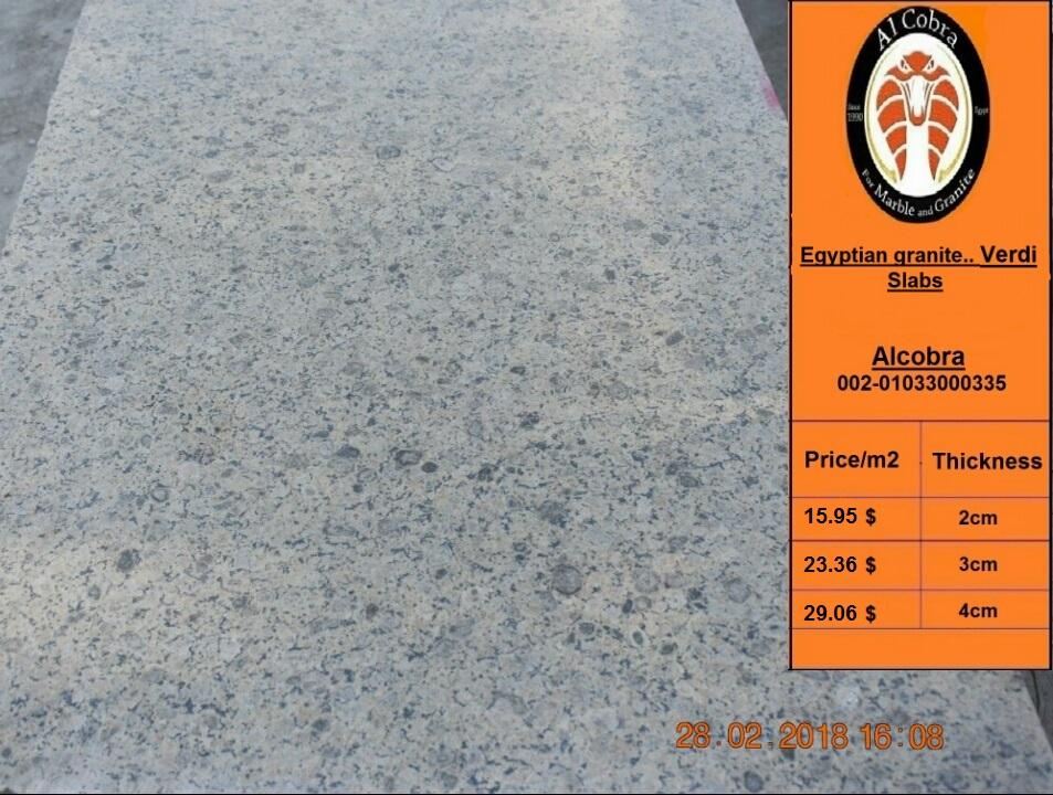 granite Verdi