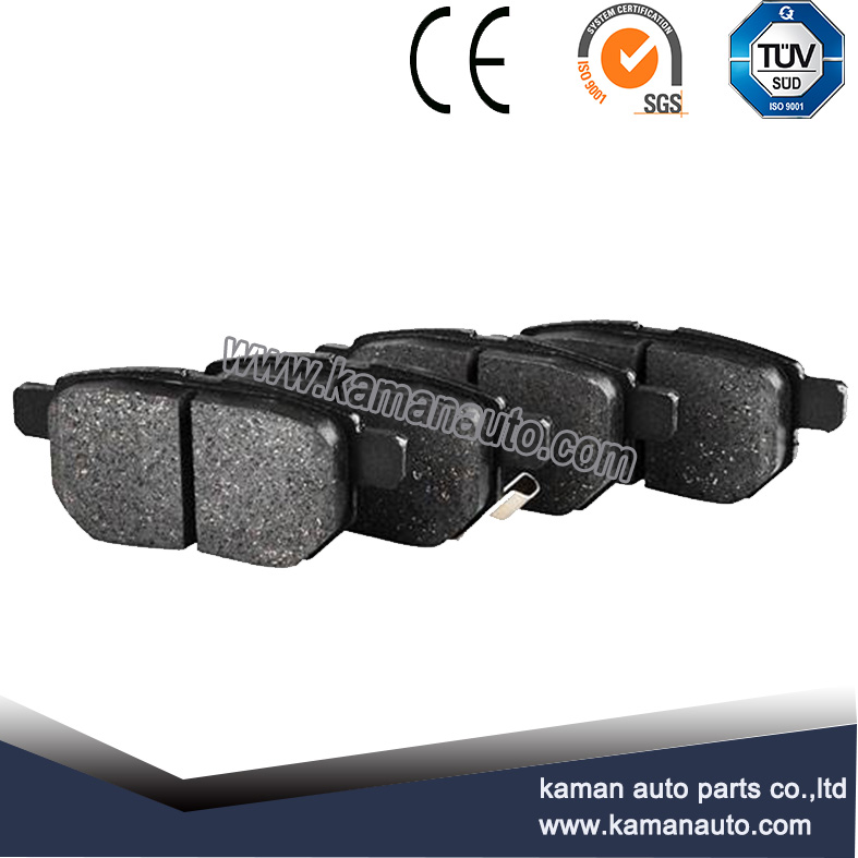 High Performance Auto Disc Brake Pad