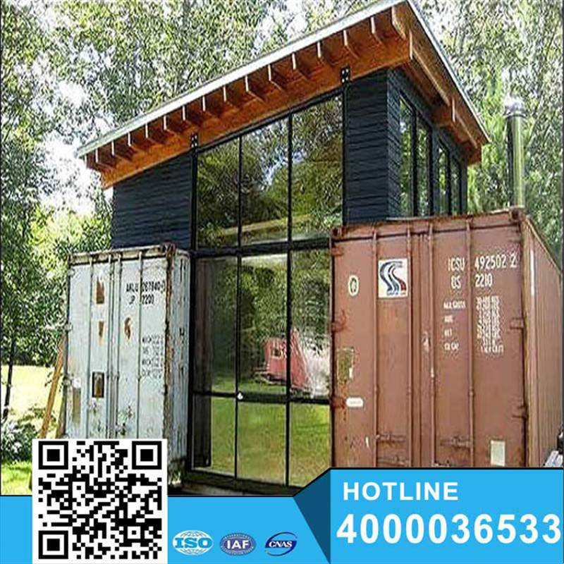 Self Designed Venda Casa Container for Sale