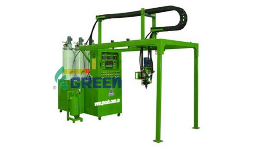 PU LOW PRESSURE FOAM MACHINE