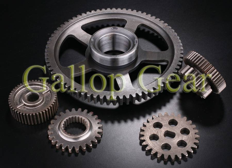 Motorcycle Engine Gear Assembly