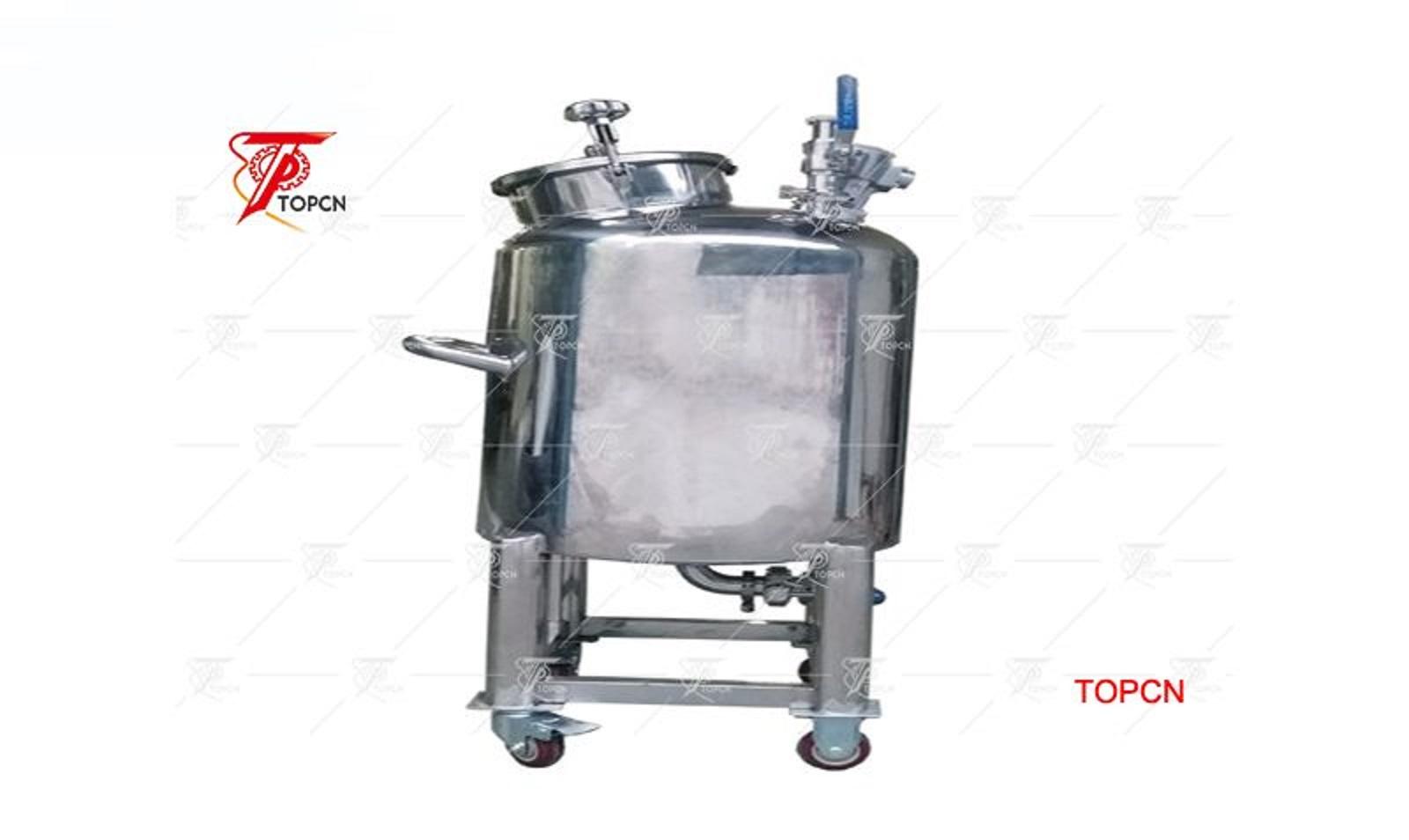 Top Close Essential Oil Perfume Tank