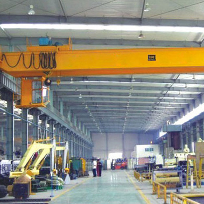 16t double girder magnet bridge overhead crane explosion-proof crane price