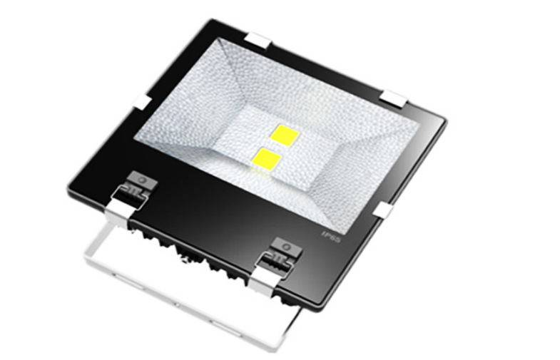 high power 80W LED Flood light  with  cree chip MW driver