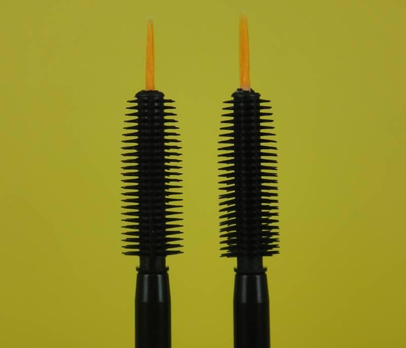 3D Fiber Lash Eyelash Eyebrow Eyeliner Mascara Brushes Container White Eyelash Extensions QZ-06-4