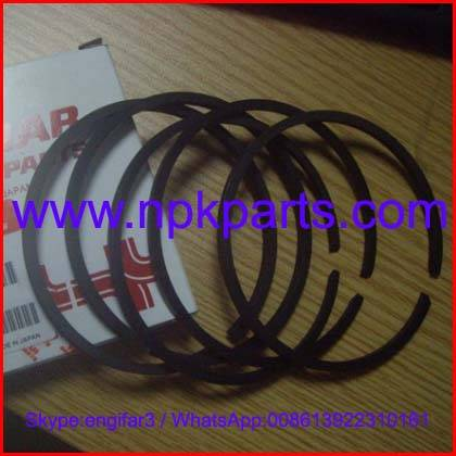 Yanmar engine 2/3T parts piston ring in stock now