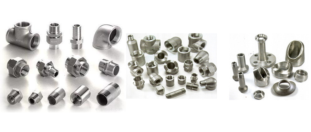 High Pressure Pipe fittings-Elbow, reducer, tee, O-let