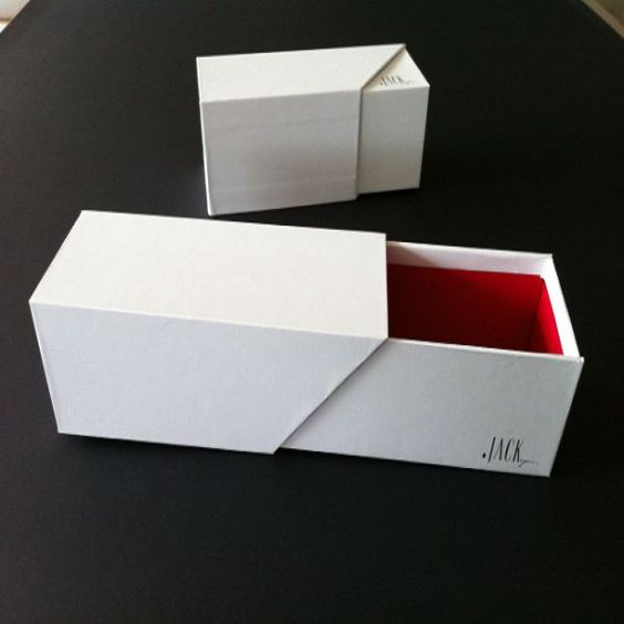 Foldable paper box supplies
