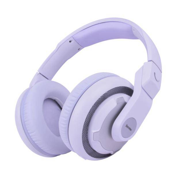 Titanium metal 3.5mm & 6.3mm transferable , professional DJ headphone/headset , with great sound