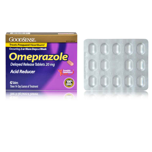 Omeprazole Tablets