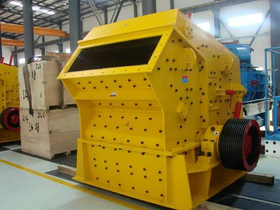 impact crusher for sale in China