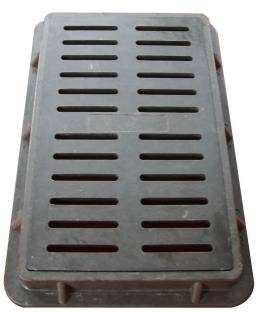 Customized Cast Iron Die Casting Ductile Iron Gully Gratings