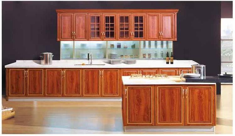 Waterproof and moisture-proof Aluminum furniture Aluminum kitchen cabinet